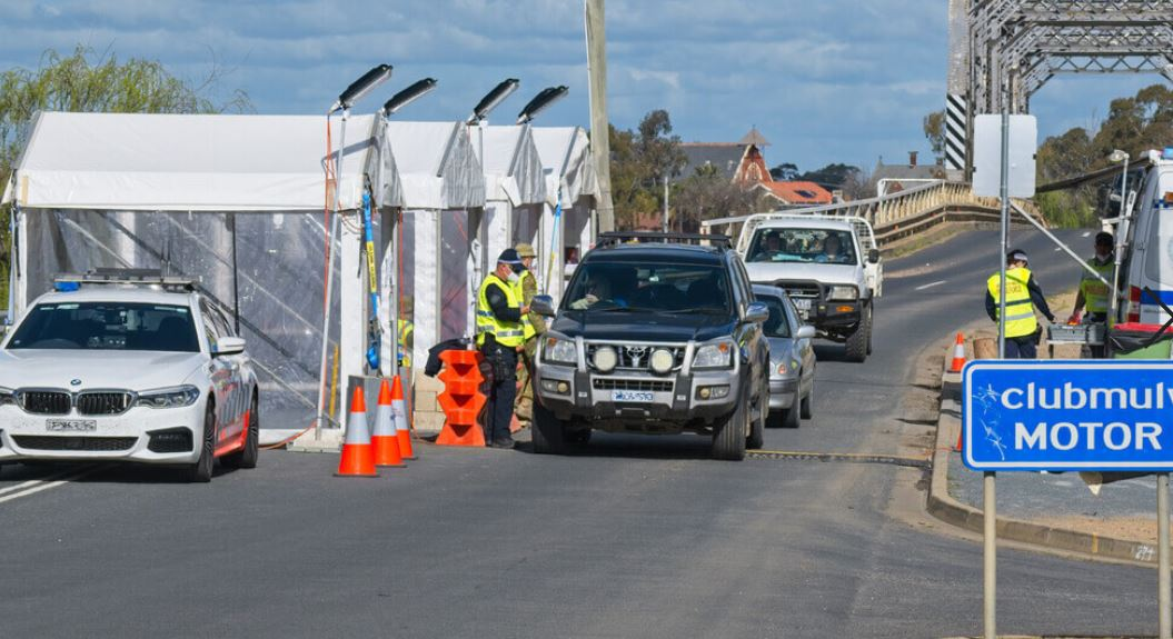 Lockdown restrictions were made higher in New South Wales