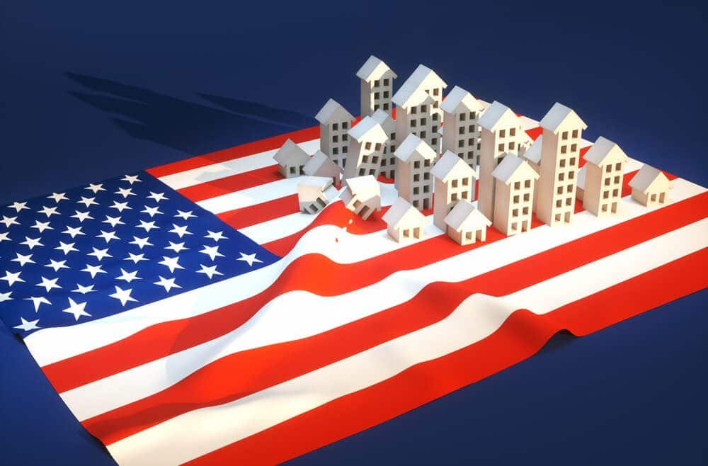 US New Home sales were declined last day to 6.6 with an expected increase of 3.5