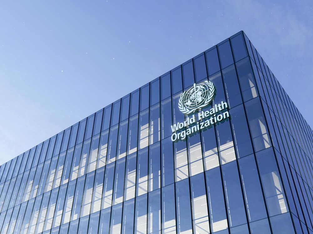 World Health Organization building