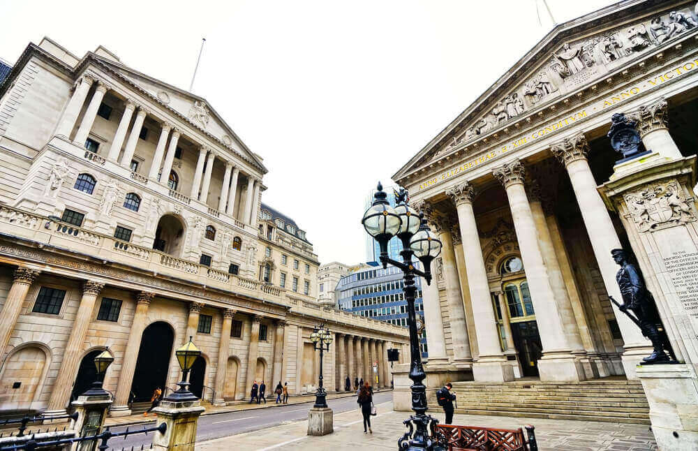 Bank of England Monetary policy meeting happening this week