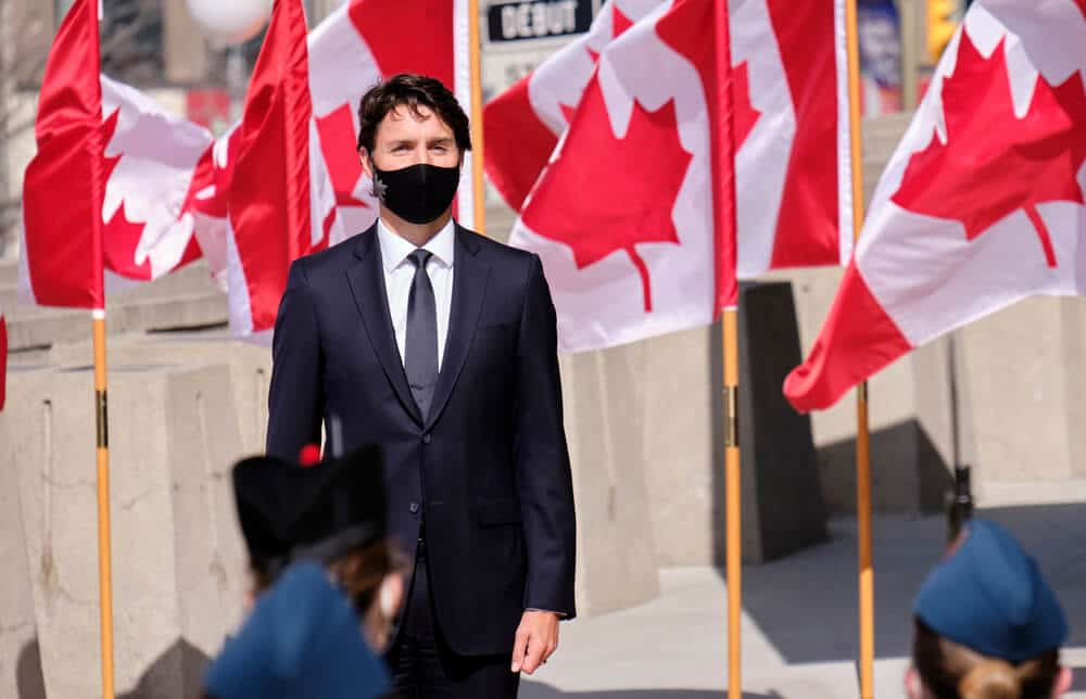 Canadian PM Justin Trudeau said if I Re elected after September 20 I would not see a monetary policy as Top priority