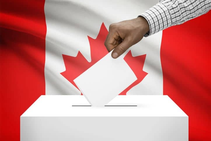 Canadian general elections to happen and Monetary stimulus may be changed and rate hikes sooner than expected