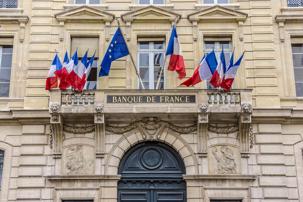 ECB Governing Council member and Bank of France Head Villeroy said that Interest rates unchanged is favourable for the economy