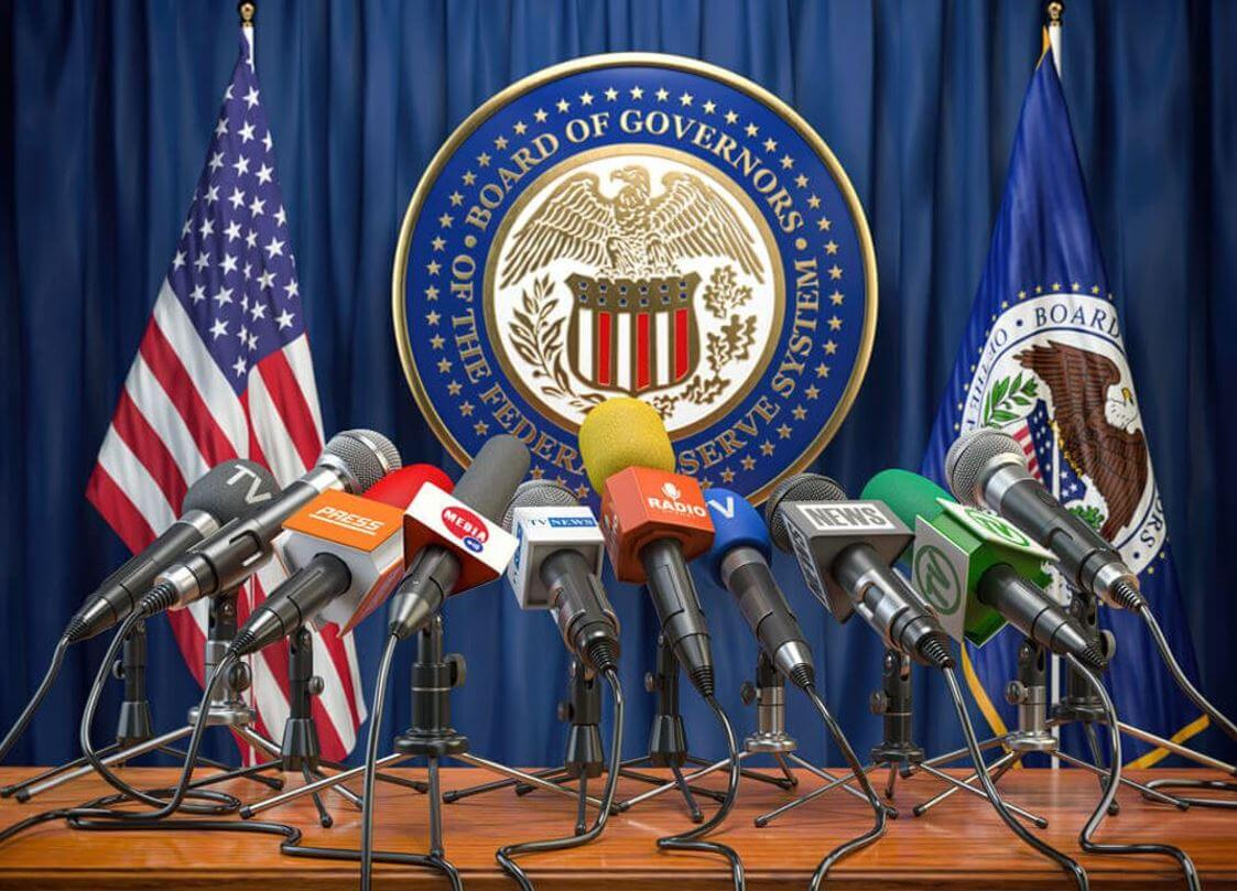 FOMC minutes meeting Jerome Powell said it is time to scale back stimulus from the economy