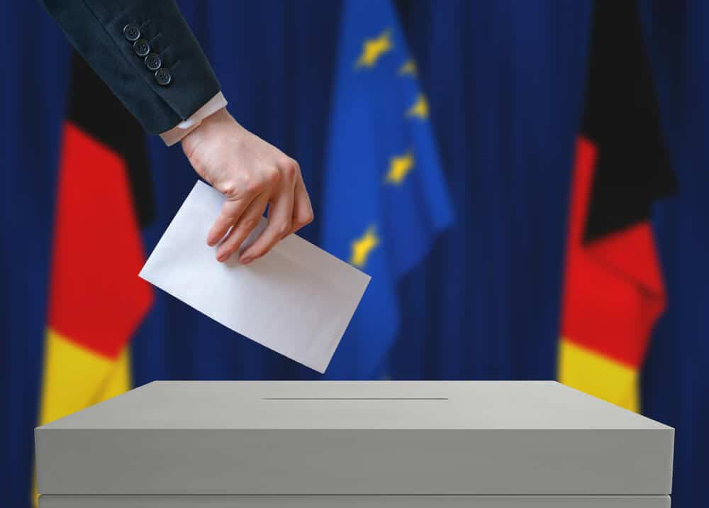 German election in September month