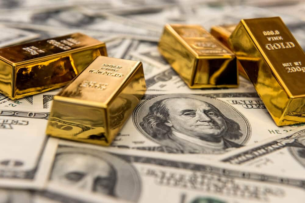 Gold Prices are dropped most in the last day and rebound as correction move in the market