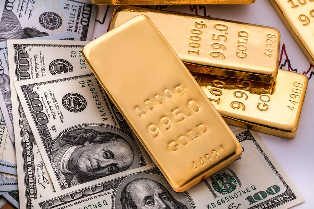 Gold prices are stalled in the range bound market as 1780 1800 this week as US Dollar rose every day