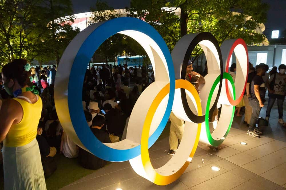 Hospital beds remain severe as cases stood higher after the Olympic game started