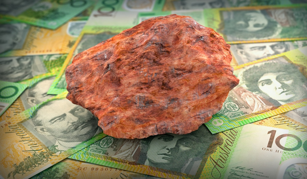 Iron ore Prices Tumbled to 80 and more downside risks for the Australian Dollar last week