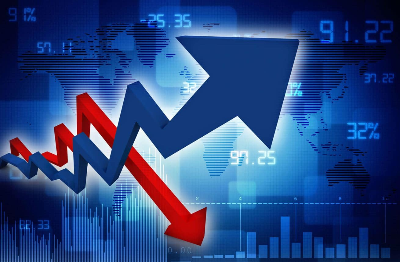 Market is consolidating at the major price areas