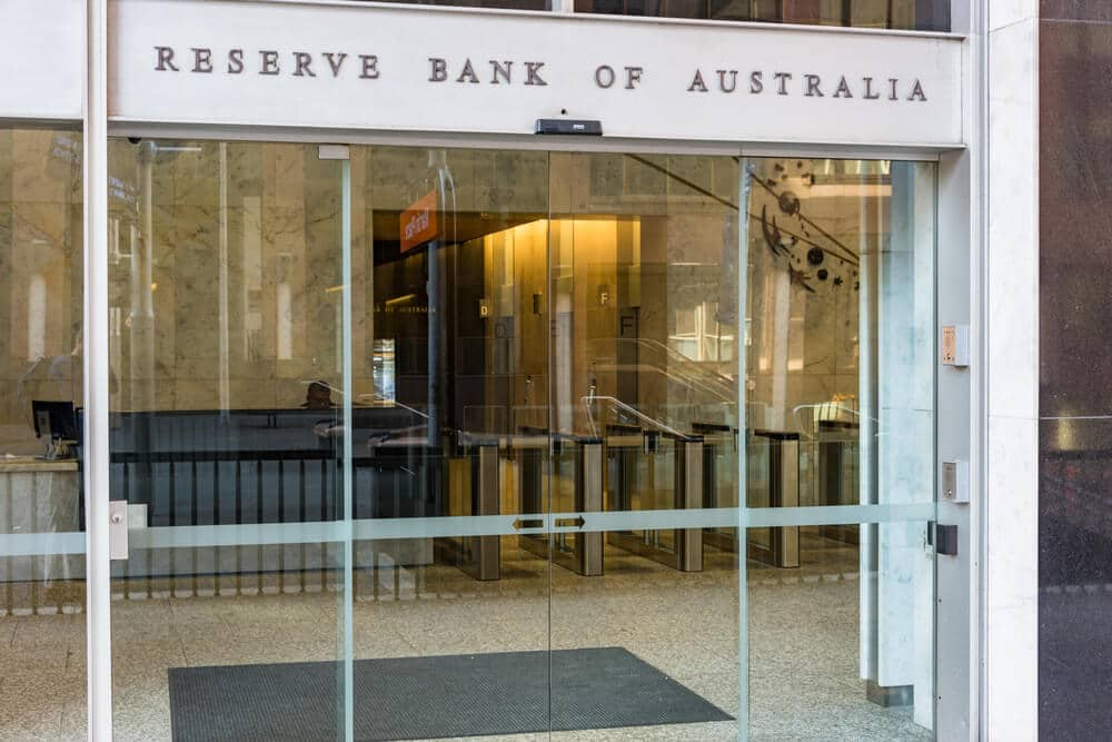 RBA Meeting Minutes happened today and RBA Governor said no shift of monetary policy settings soon