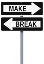 Reversal and Breakout chart setups 1