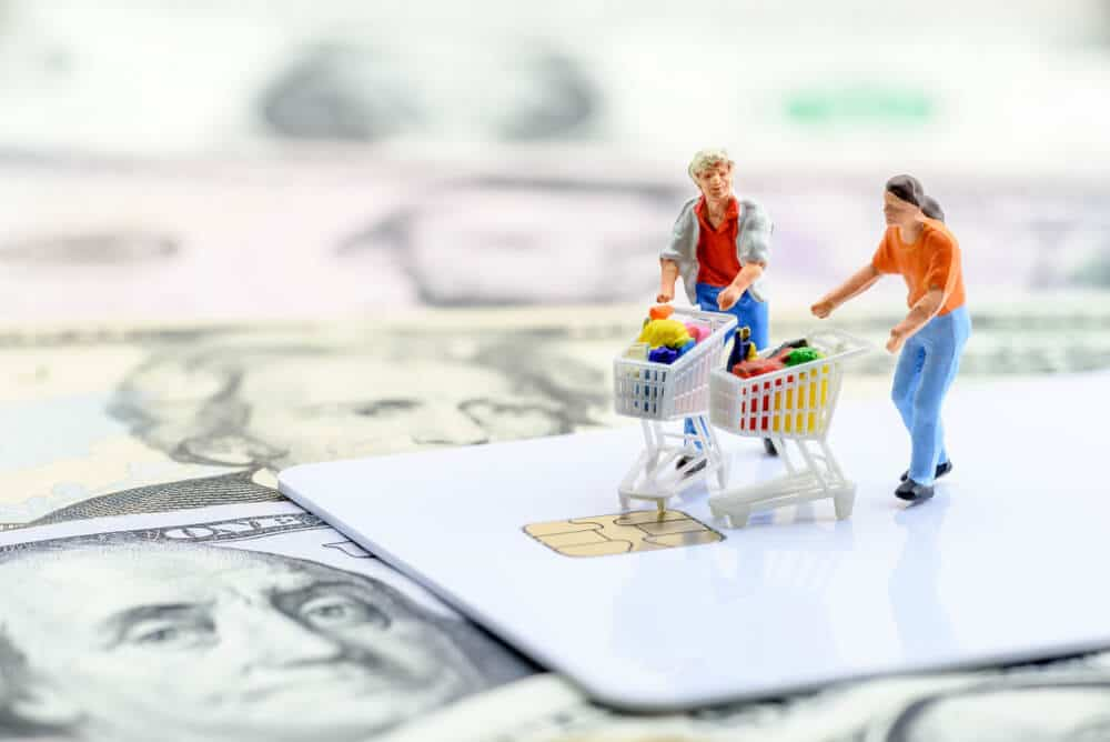 US Dollar slightly lower against Counterparties as US CPI data came in line with expectations
