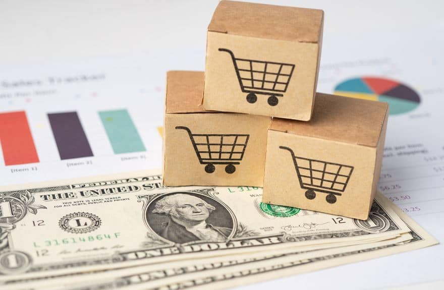 US This week retail sales industrial and manufacturing production are available in the schedule