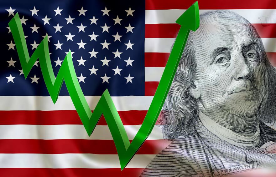 US economy is growing