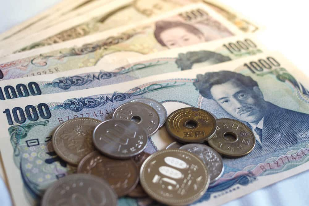 USDJPY fell little when compared to other currency pairs such as CADJPY EURJPY and GBPJPY