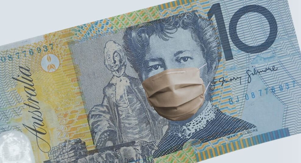 Australian Dollar shows strong performance in last 3 weeks as shoot up to 4 from lower levels