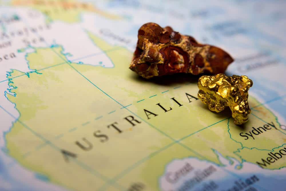 Australian GDP Printed higher than expected reading