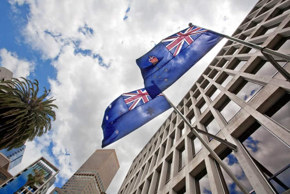 Australian Treasurer Josh Frydenberg online addresses to major businesses Australian Economy shows a significant growth in next year once the pandemic is solved.