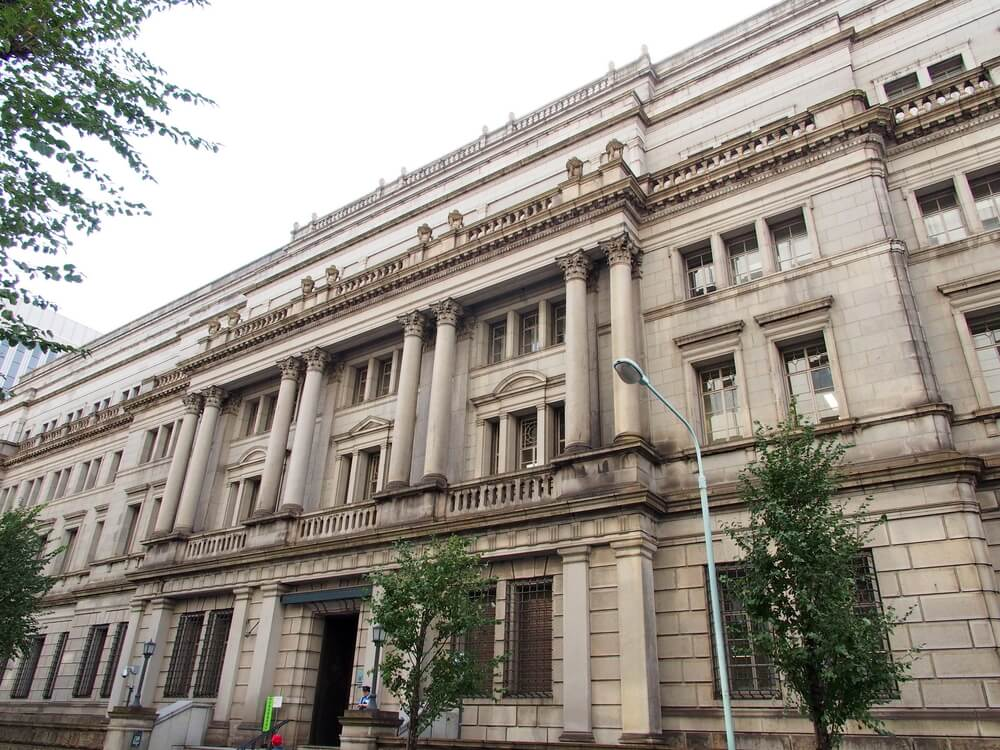 Bank of Japan Monetary policy meeting happened this week