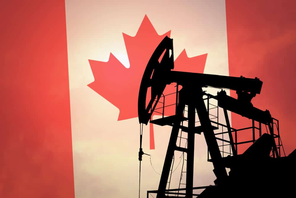 Canadian Dollar Oil Prices higher