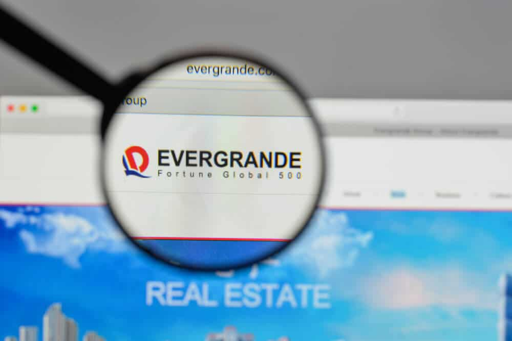 China Real estate big Giant Evergrande like to bring Defaults of 300 billion is a big concern for the economic crisis in China.