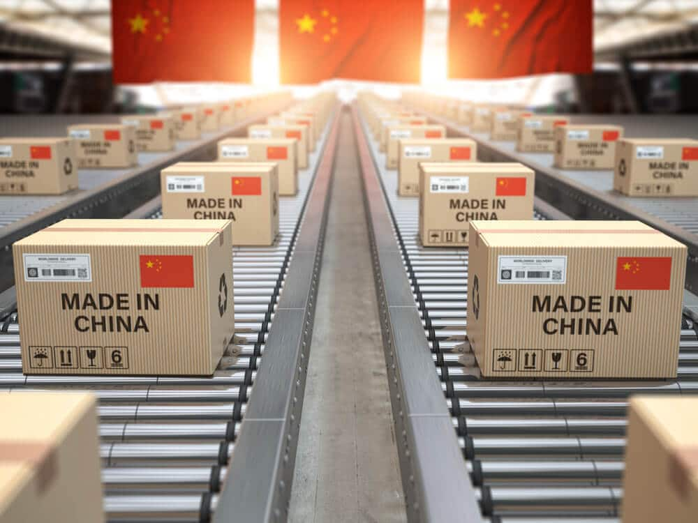 Chinas Factory Profits rose in the past five months as helped by recovering Domestic consumption and Pricing Advantages