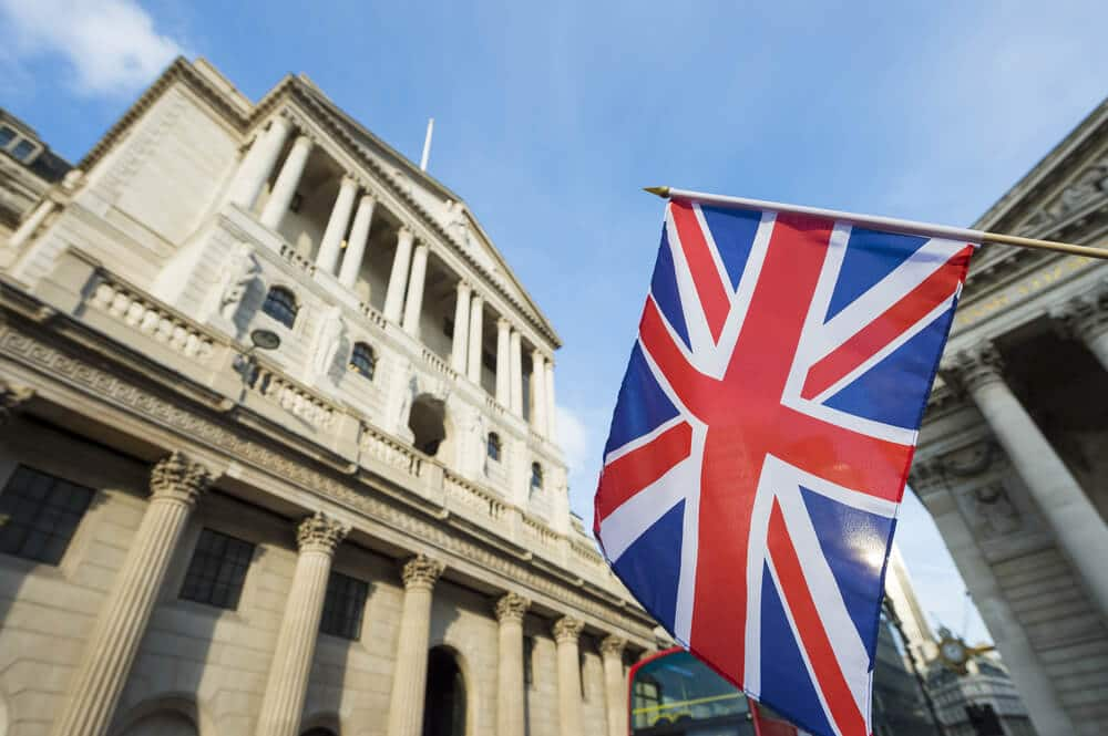 GBPUSD makes higher as Inflation data