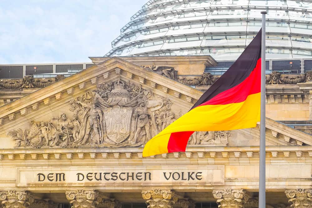 German Government will form ahead of German election happening this week.