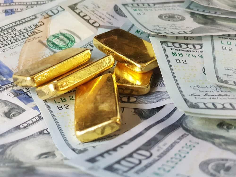 Gold US Inflation data forecast