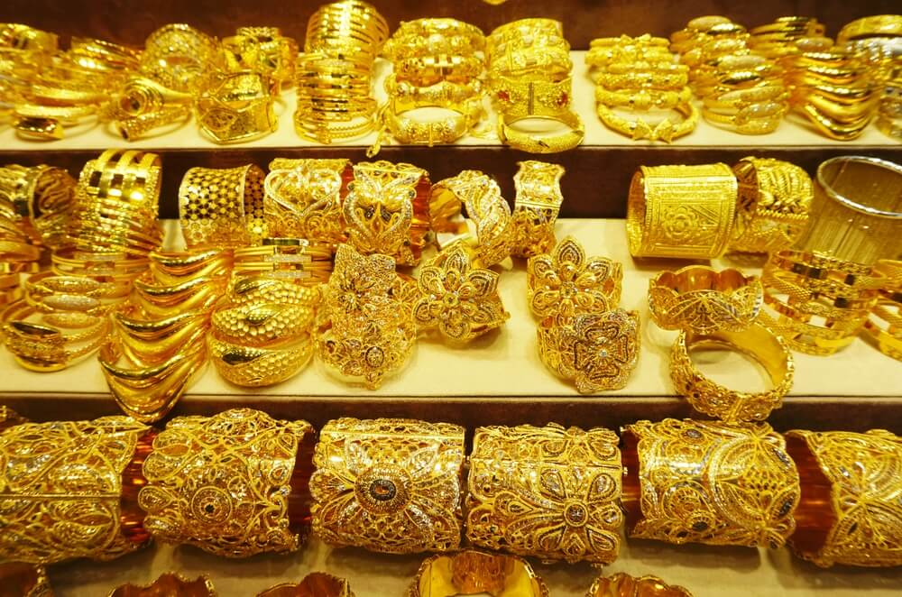 Gold prices are lifted down after FED committed to tapering as possible and announcements will come in November monthly meeting.