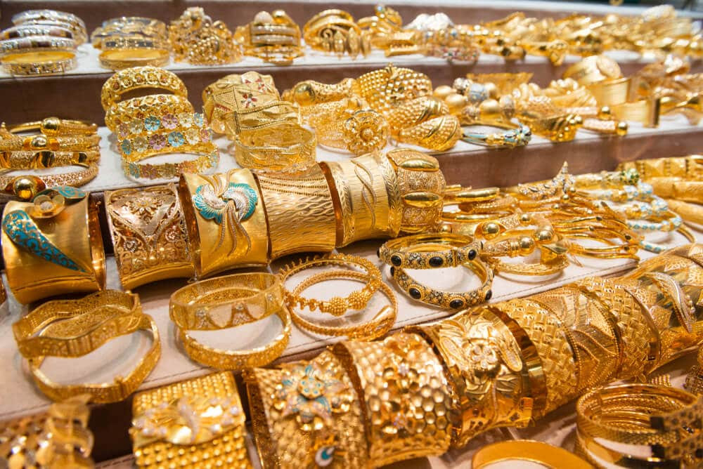 Gold prices remain lower as US Dollar prices are higher so consumption of Gold is thin as US Dollar prices look higher to buy Gold.