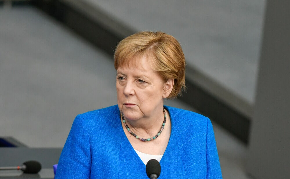 Mostly favorable for the current chancellor of Germany Angela Merkel because more Foreign united policies are implemented for the growth of Germany.
