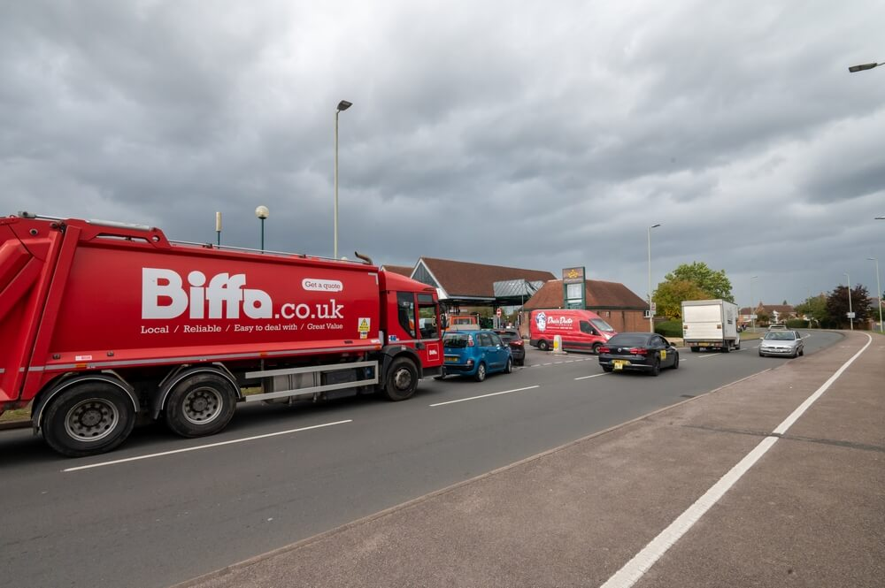 Second is Gasoline prices higher due to more demand in All Gas stations and Petrol stations mainly due to Lorry truck drivers shortage after Brexit.