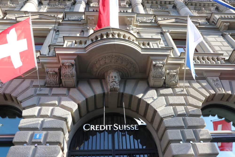 Swiss national bank monetary policy meeting happened today