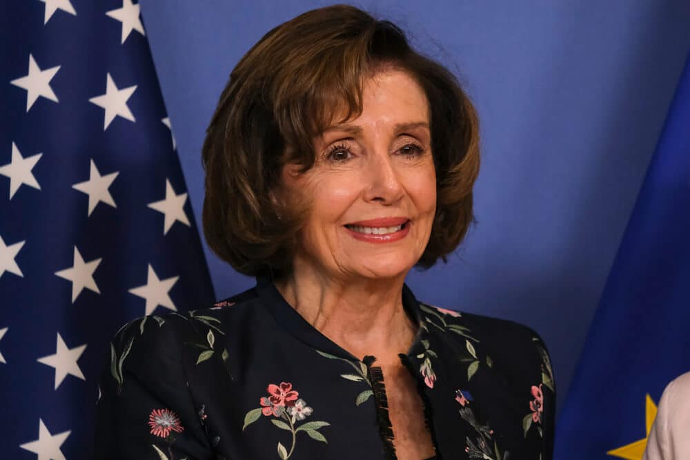 US House Speaker Nancy Pelosi set a vote for Thursday of infrastructure bill postponed from Monday and expressing her confidence of passage of 1 trillion package.