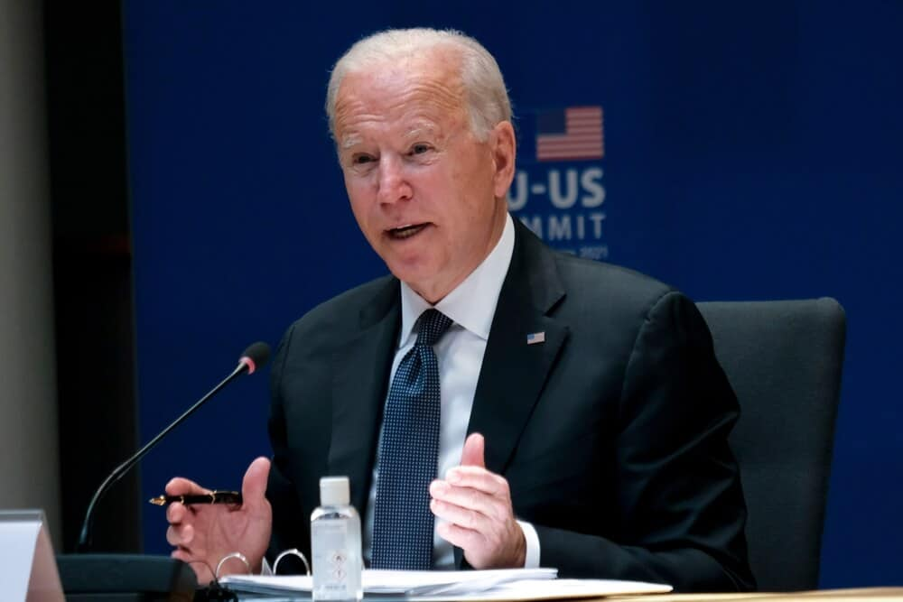 US Joe Biden said he was Strongly objected to the Northern Ireland protocol as closing Borders as Per BBC reporting news.