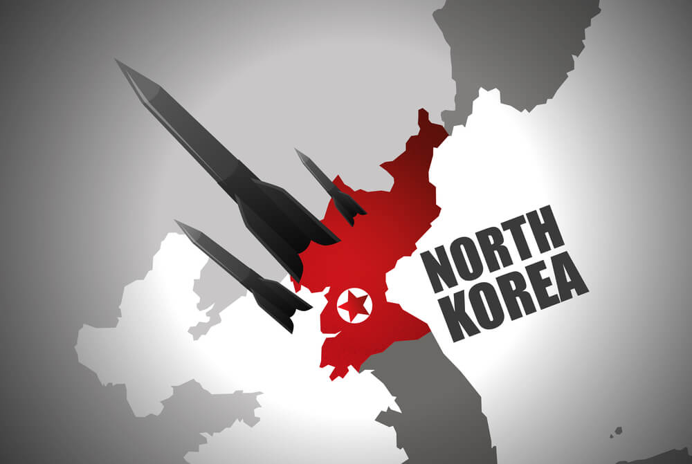 US North Korea tested New railway borne missile system to attack enemy forces significantly.