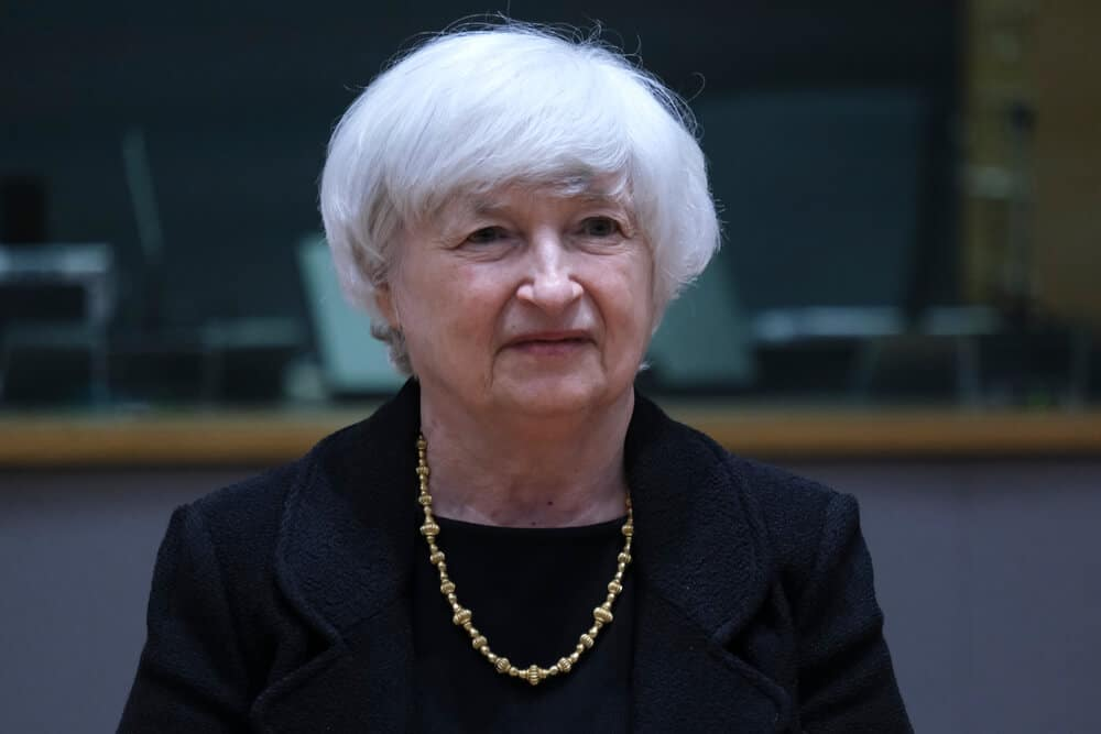US Treasury secretary Janet Yellen shows if the Debt ceiling limit is not passed then US Government under Default from October month.