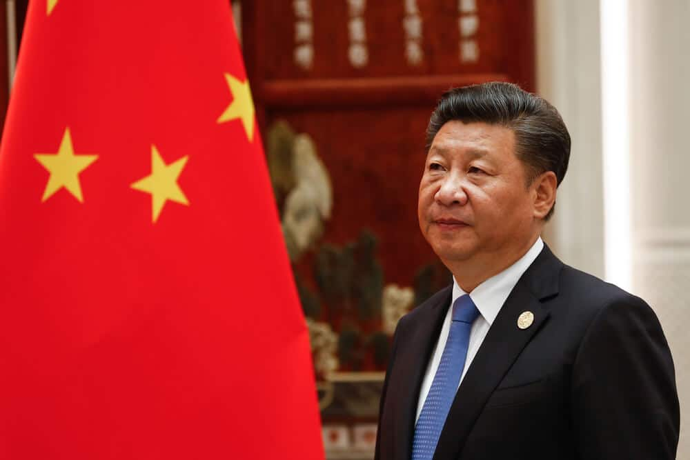 the Chinese communist party takes