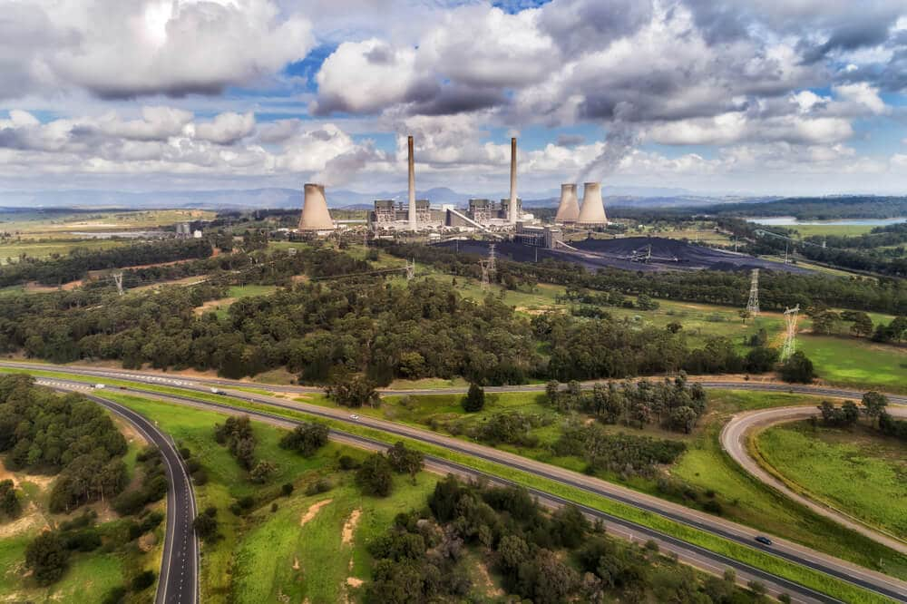 Australia remains the largest exporter of Liquified Petroleum Gas and Coal