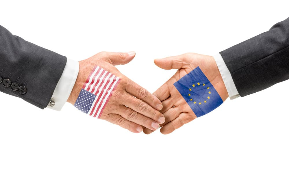 EURO Yesterday meeting between the US and EU on discussion with Aluminum and Steel tariffs