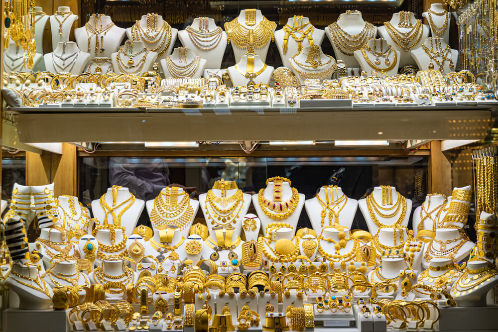 Gold prices are lower as the Energy crisis happening all over the world. Demand for Yellow metal decreases as US Dollar demand increases.