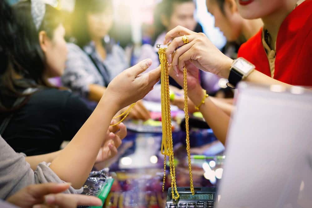 Gold prices remain lower as US Dollar faced more support from Domestic data.