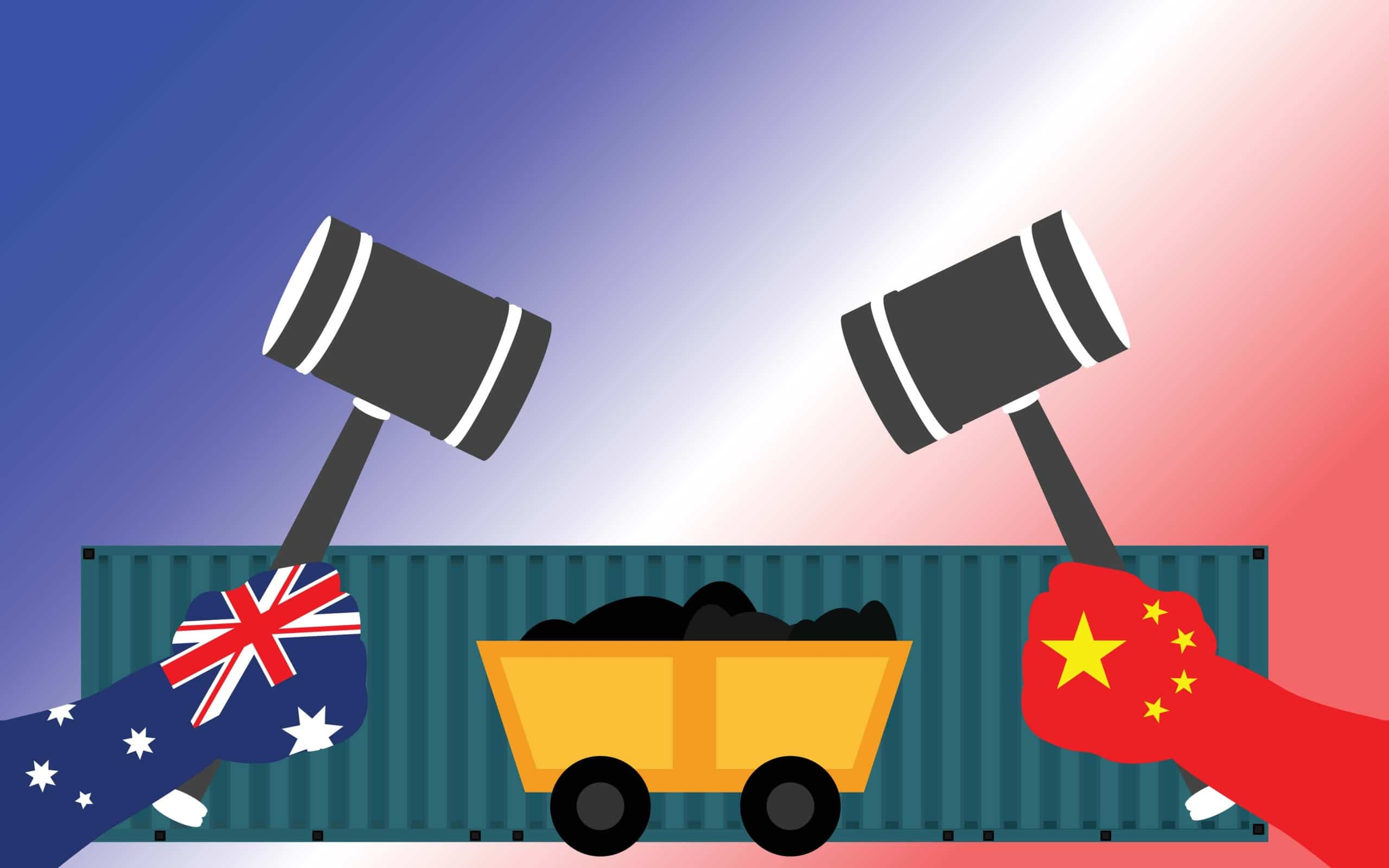 Japan China has Begun against imports from quality coal of Australia to compensate energy crisis and Power cuts.