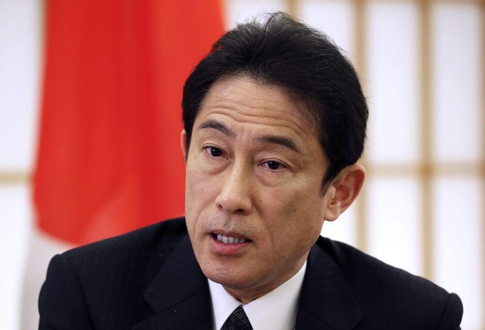 New PM Kishida said Government will do more stimulus to recover from the pandemic and Japan whole economy will recover seen in 2022 and 2023.