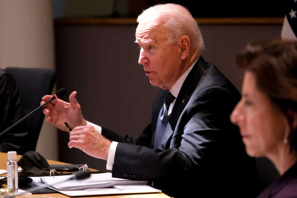 US Joe Biden plan of 2.2 Trillion spending package is held by the Republican party