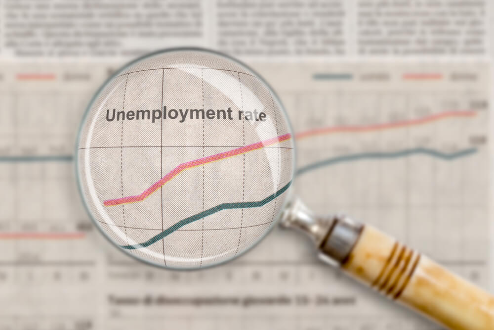 Unemployment rate rose in Euro zone and Consumer spending becomes lower as tight lockdown issues.